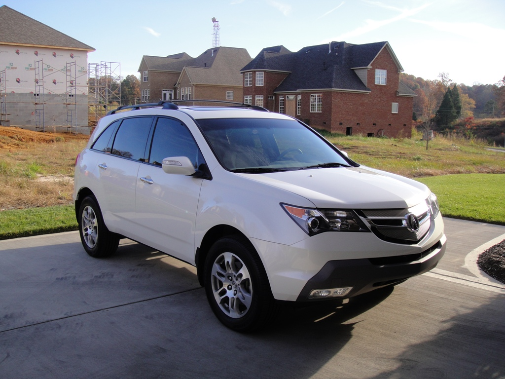 Acura Mdx Gas Mileage 10 Tanks And Counting